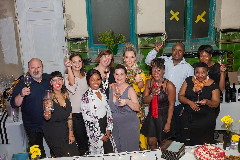 Going underground with the Joburg Wine Tribe