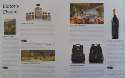 Slow Magazine – For the love of Carménère