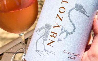 A proudly South African Carménère Rosé!