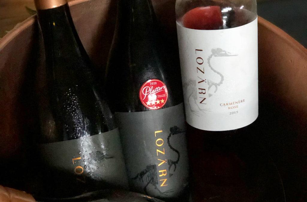 Visit a boutique winery @ Lozärn Wines